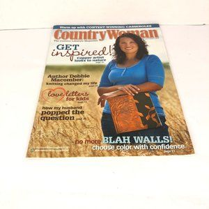 Country Woman Magazine February March 2010